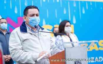 Alcalde de Uruapan dicta medidas para fase 2 de la Nueva Convivencia - El Sol de Zamora