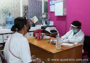 Ininterrumpida, labor del DIF Uruapan durante la contingencia - Quadratín Michoacán