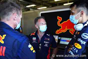 Horner: Red Bull best prepared for 2020 F1 season since last title campaign