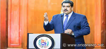 Nicolás Maduro expulsa embaixadora da UE - O RIO BRANCO - O Rio Branco