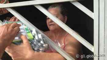Em Rio Branco, pacientes de doenças crônicas recebem medicamentos em casa durante a pandemia - G1