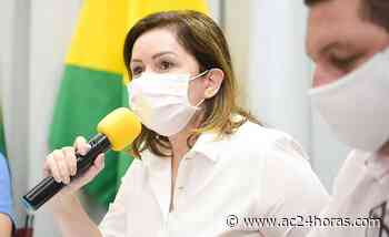 Socorro Neri informa que Rio Branco segue na fase vermelha - ac24horas.com