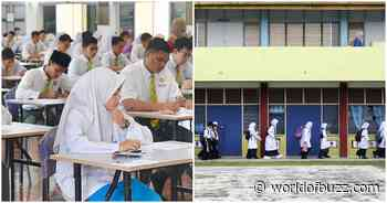 MOE: SPM Will Take Place From 6th January To 9th February 2021, Other Major Exams Postponed - WORLD OF BUZZ