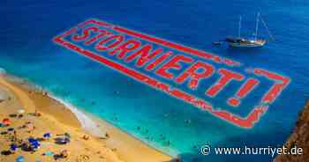 Antalya: Türkei-Urlaub storniert – Touristen am Boden zerstört - Hürriyet.de