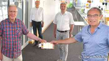 Burgwaldschule in Frankenberg: Rektor Helmut Klein in Ruhestand - HNA.de