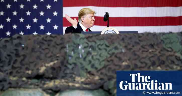 Trump views US troops as disposable – the Russian bounty scandal makes that clear | Simon Tisdall