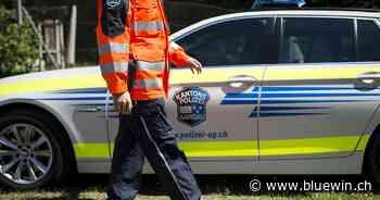 Aargauer Polizei erhält mehr Möglichkeiten für Gefahrenabwehr - bluewin.ch