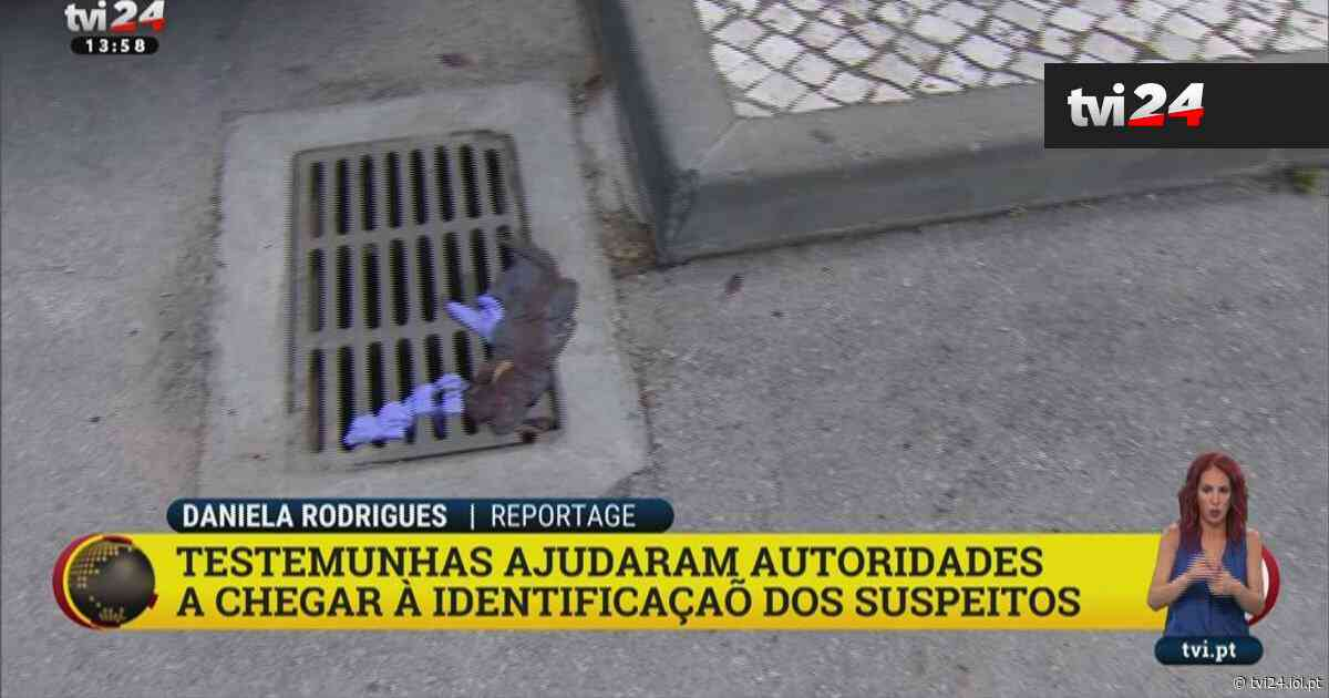 PJ investiga esfaqueamento mortal em Almada - TVI24
