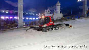 Parque Snowland em Gramado (RS) reabre com mais de 50 procedimentos - Revista Hoteis