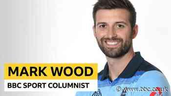 Mark Wood column: Life in England's 'sci-fi movie'