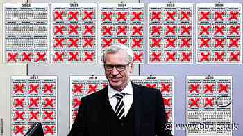 Alan Pardew's eight-year Newcastle deal ends... what has happened since he signed it?