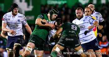 Wales-qualified giant Joe Maksymiw joins Welsh rugby from Ireland