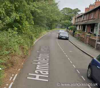 Pair attacked in Hambleton Terrace by two men on bikes