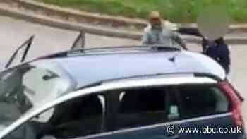 Birmingham taxi driver beaten by fare-dodging passenger