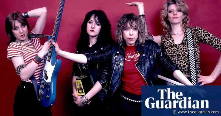 'We used to shout back: No, you get 'em off!' – Girlschool on 40 years of rocking