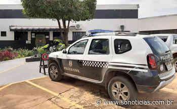 Polícia procura criminosos armados que assaltaram mercado em Sorriso - Só Notícias