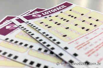 Apostadores em Sorriso e Água Boa acertam na loteria - Só Notícias