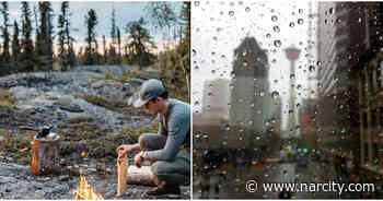 Canada Day's Forecast Is Miserable In 4 Major Cities & Even Yellowknife Has Nicer Weather - Narcity Canada