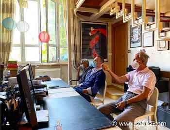 Amadeus ha già preparato il regolamento di Sanremo 2021 - Tv Sorrisi e Canzoni