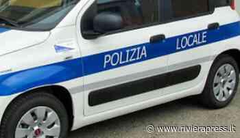 Sanremo, urina per strada e aggredisce i vigili: straniero denunciano e multato - Riviera Press