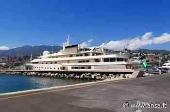 A Sanremo superyacht che fu di Trump e Kashoggi - Agenzia ANSA