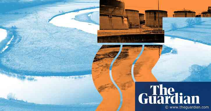 Exclusive: water firms dumped raw sewage into England's rivers 200,000 times in 2019