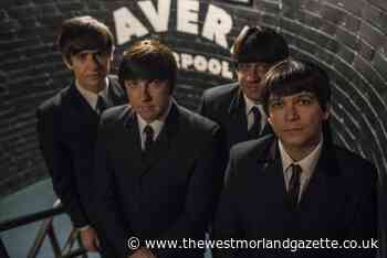 Rhyl Pavilion to welcome the return of Fab Four tribute The Mersey Beatles