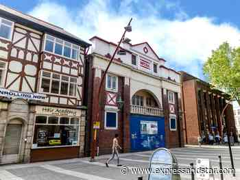 Former Walsall cinema and pub goes under the hammer - expressandstar.com