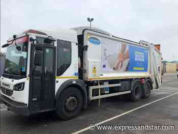Bin lorries to convey safety messages in Walsall - expressandstar.com