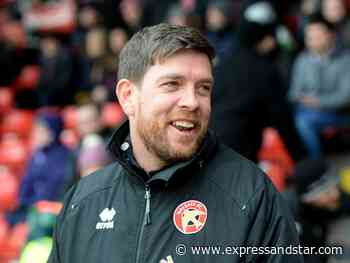 Scott Laird: Walsall have right man in charge - expressandstar.com
