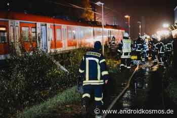 Bahnunglück in Haiger-Rodenbach! Wanderer von Zug überfahren - AndroidKosmos.de
