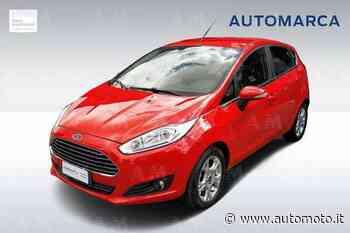 Vendo Ford Fiesta 1.5 TDCi 75CV 5 porte Titanium usata a Silea, Treviso (codice 7589840) - Automoto.it