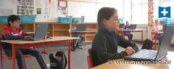 Wenn Corona Schule Macht: Wie die Grundschule Sande den Schulalltag in Pandemie-Zeiten organisiert hat - Nordwest-Zeitung