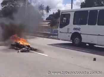 Motociclista morre após colidir com ônibus na Grande Natal - Tribuna do Norte - Natal
