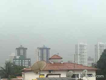 Natal amanhece chuvosa nesta segunda-feira (29); confira previsão do tempo - G1