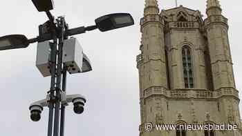 De Gentse politie ziet u: deze camera's houden binnenstad hele zomer in de gaten