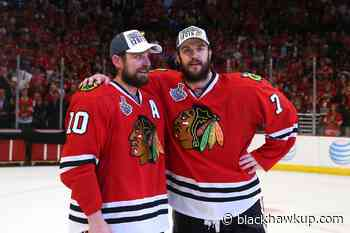 Is Patrick Sharp a Hall of Fame player?