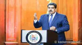 Maduro llama al pueblo y a los sectores políticos prepararse para un nuevo proceso electoral en Venezuela - kaosenlared.net