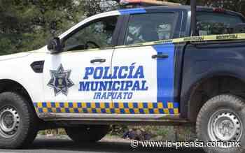 Asesinan a hombre sobre carretera Irapuato-Pueblo Nuevo - La Prensa