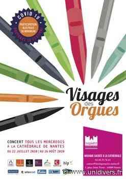 Visages des Orgues – Charlotte Marck Cathédrale Saint-Pierre Saint-Paul mercredi 12 août 2020 - Unidivers