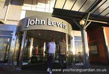 John Lewis warns staff of job losses and store closures