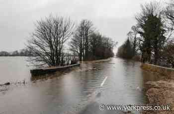 Repairs to flood-damaged A19 will cost £6.5 million