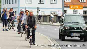 Verwandelt sich Neuburg in eine Fahrradstadt?