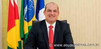 Após furto, prefeito de Miracema imobiliza ladrão até a chegada da Polícia Militar - Sou de Palmas