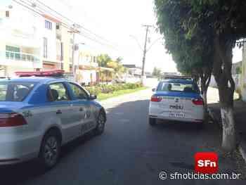 Adolescente é detido com droga em Miracema - SF Notícias