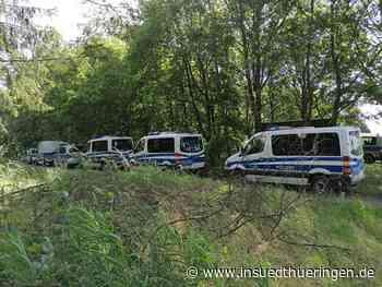 80-Jähriger aus Schmalkalden weiterhin vermisst - Suche wird fortgesetzt - inSüdthüringen