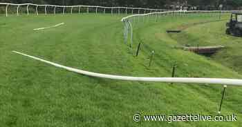 Mindless vandals cause 'unnecessary destruction' at Redcar Racecourse