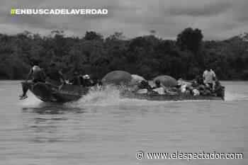 La lucha por los derechos del río Atrato - Cromos