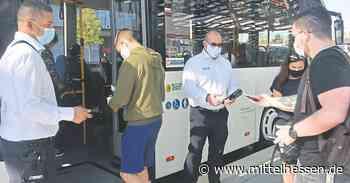 Busbahnhof Wetzlar: 220 Fahrgäste haben kein Ticket - Mittelhessen