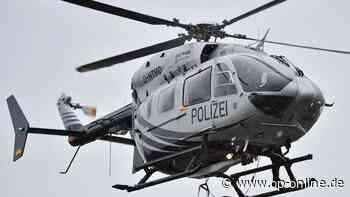 Großfahndung nach Überfall mit Schusswaffe - Polizei setzt Helikopter ein - op-online.de